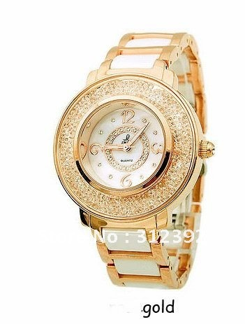 10 off per 100 Authentic SMAYS NEW Fashion Women Watch Luxury Crystal Ceramics Silver Gold