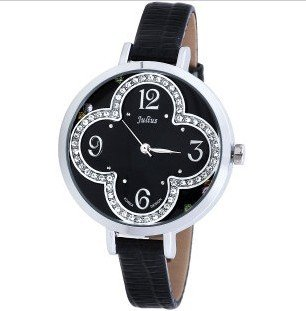 Leather 23 cm Rectangle watch Hardlex Quartz JA-528