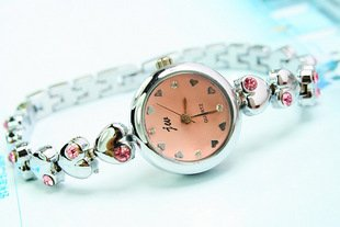 15 mixed wholesale 2012 Pure color Contracted Square Lady Fashion Bracelet Watch