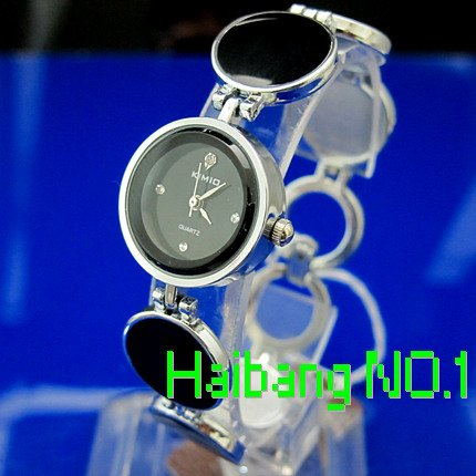 Stainless Steel 19.5 cm Round watch Glass Quartz K2812L-1