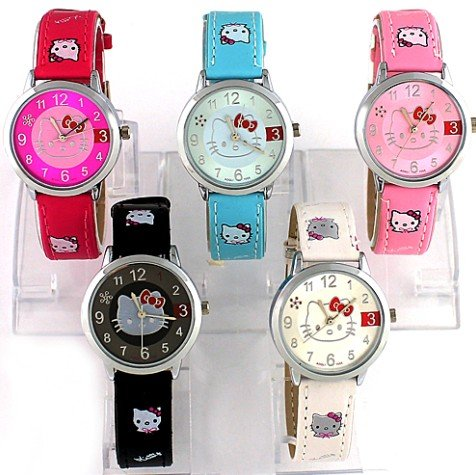 100 factory supply directly high quality and fashional children cartoon watch lovely ladies watch