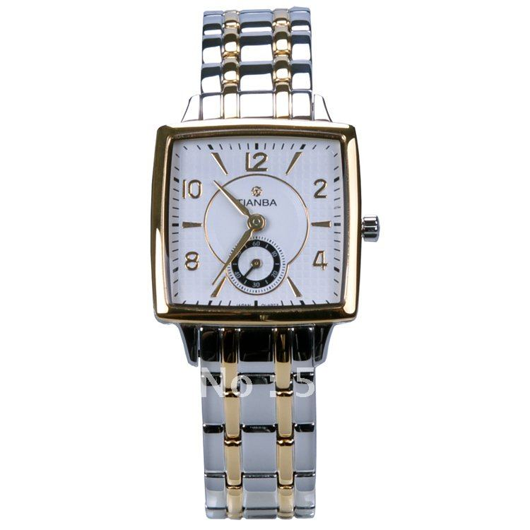 100 gurantee Tianba Brand Fashion Quartz Women s Watch S Steel Case TL2053 05