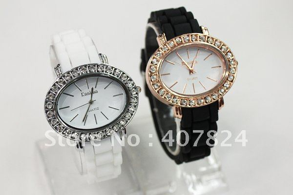 Women Quartz watch Fashion & Casual Rubber