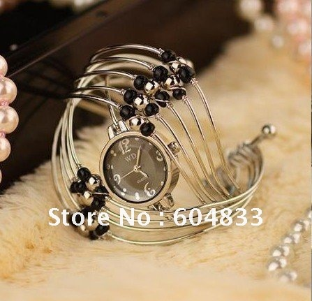 Stainless Steel  Round watch Glass Digital