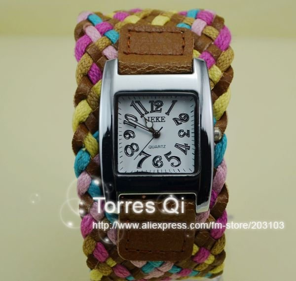 Women Quartz watch Modern Leather 3 cm