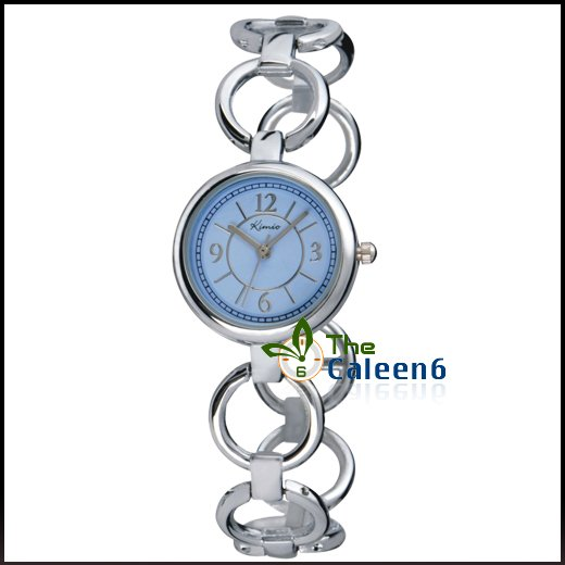 2012New Design Watch Vogue High Quality Watches Stainless Steel Crystal Band 8 For Each Sample Order