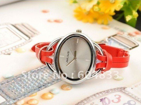 Acrylic 23 inch Round watch Crystal Quartz only you
