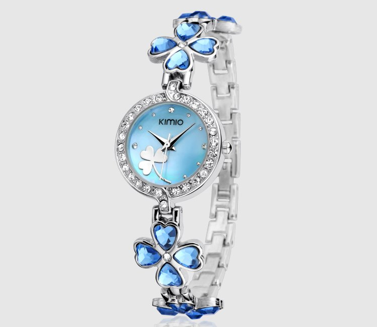 Women Digital watch Fashion & Casual Stainless Steel