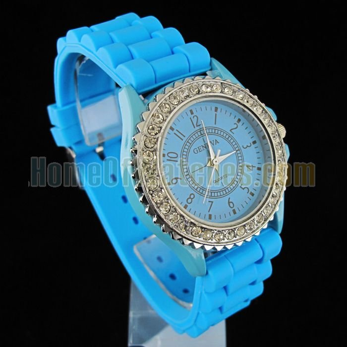 Stainless Steel 26 cm Round watch Glass Quartz BU1327
