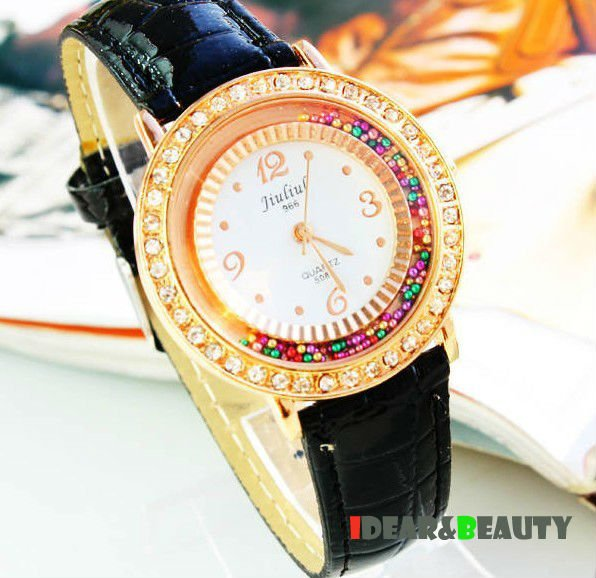 Women Quartz watch Sport Stainless Steel 2.2 cm