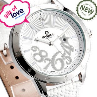 Drop shipping Guaranteed 100 CASIMA Wrist watches Classic Stylish womens watches 4 colors choice