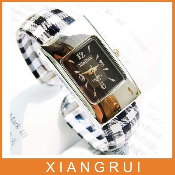 Irregular Shape watch Glass Automatic Self-Wind