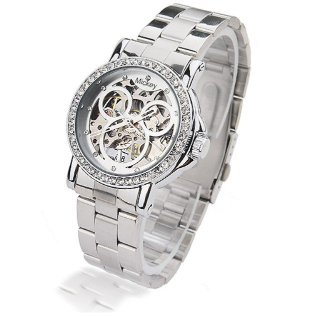 Stainless Steel 20 cm Oval watch Sapphire Mechanical Hand Wind 19505065