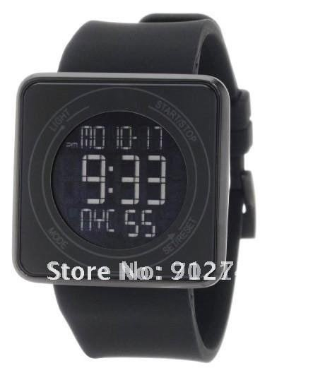 Women s High Contact Black Dial Strap Touch Screen Watch Model DW0734