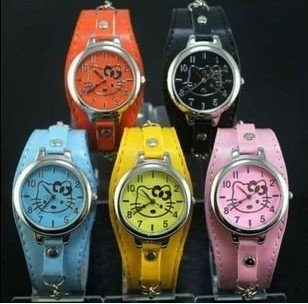 Women Digital watch Casual Leather 0.043 cm
