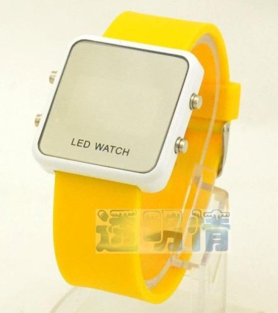 Resin 24 cm Round watch Glass Mechanical Hand Wind