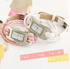 New Arrival fashion girl s watch 10 color 30pcs