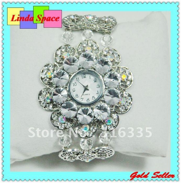 Women Quartz watch  Plastic 0.3 cm