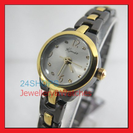 high quality watches KIMIO Simple Fashion Casual Ladies Bracelet Watch 3 Color K410L B