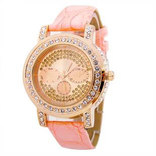 Leather 17 cm Animal Shape watch Plastic Digital W11081712