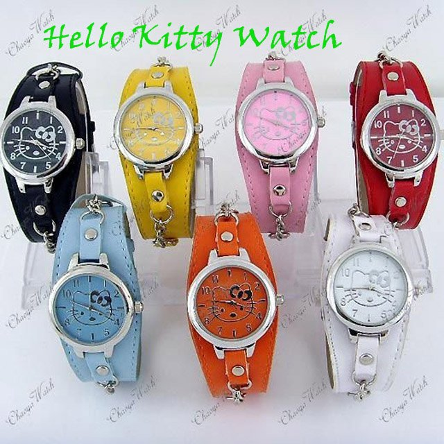Stainless Steel 17 cm Square watch Glass Quartz k1601L