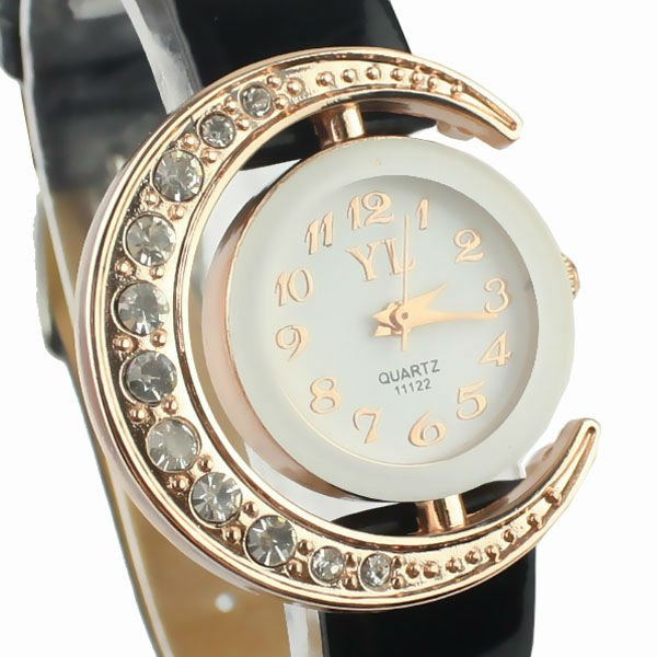 High promotion cheap diamond leather wristwatch new stylish watch the best gift for lovers