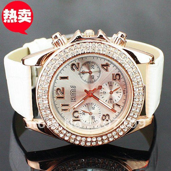 Stainless Steel 20 inch Oval watch Glass Quartz NBW0DI6310