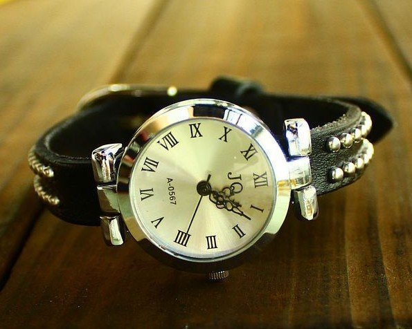 Resin   watch Glass Quartz 52661
