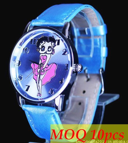 Stainless Steel  Round watch Glass Mechanical Hand Wind Mens Watches