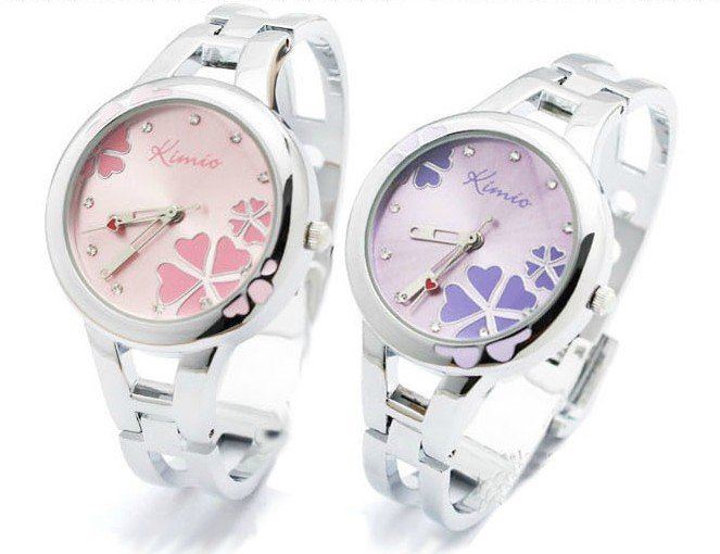 Women Japan movement watch  Rubber 4.4 cm